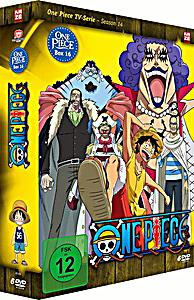 Image of One Piece - Die TV Serie - Box Vol. 16