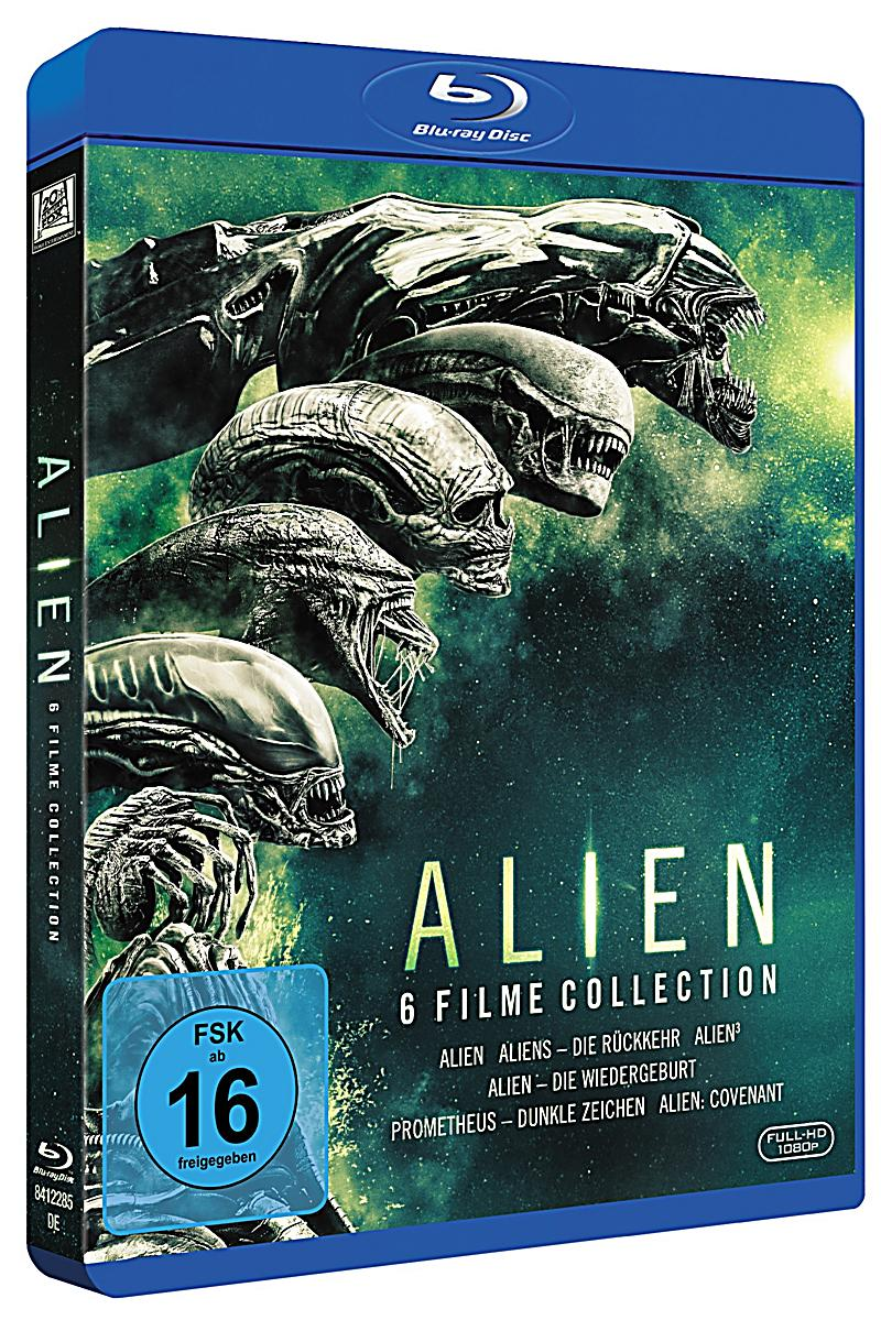 Image of Alien 1 - 6 Collection