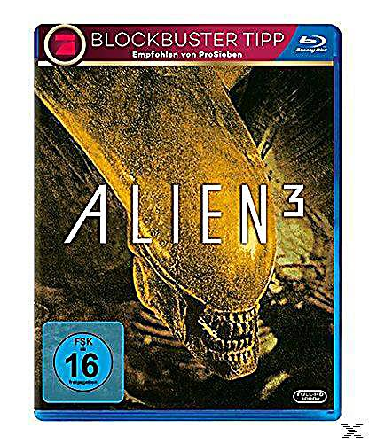Image of Alien 3 - Special Edition ProSieben Blockbuster Tipp