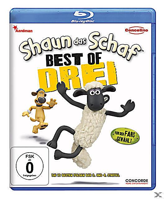 Image of Shaun das Schaf: Best of Drei