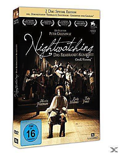 Image of Nightwatching - Das Rembrandt-Komplott