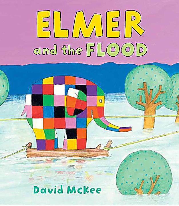 Image of Elmer and the Flood