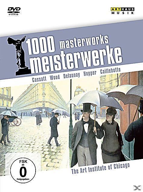 Image of 1000 Meisterwerke - The Art Institute of Chicago