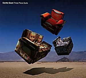 Image of Three Piece Suite (5.1 & 2.0 Steven Wilson Mix)