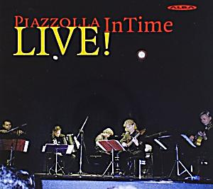 Image of Astor Piazzolla Live