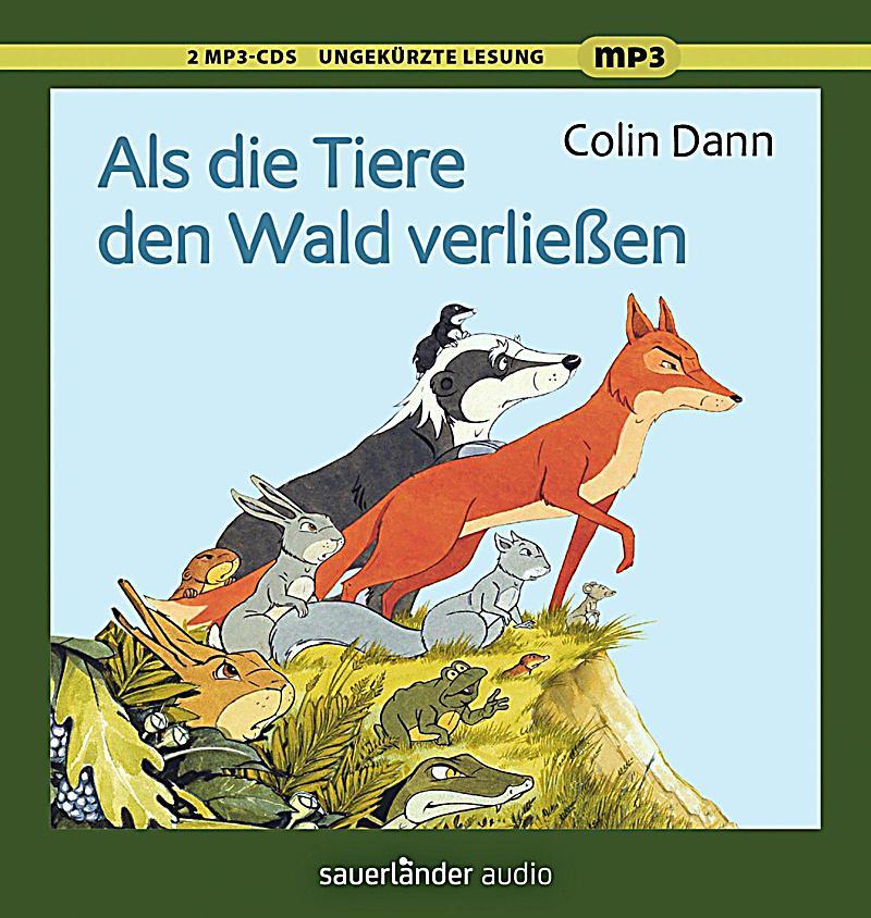 Image of Als die Tiere den Wald verließen, 2 MP3-CDs