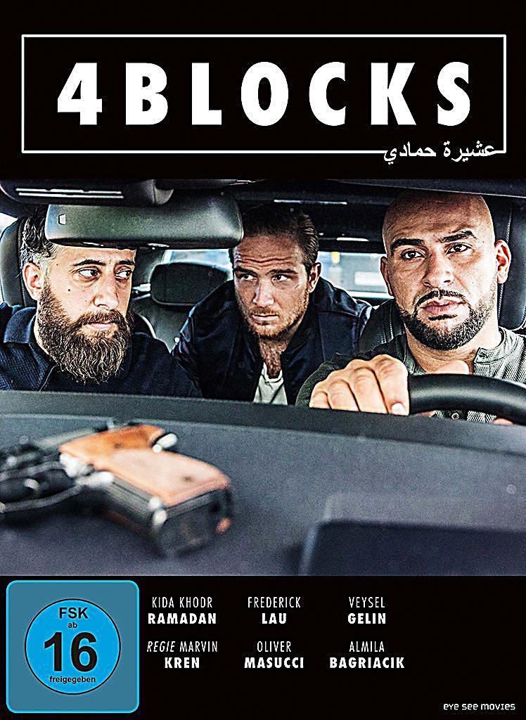Image of 4 Blocks - Staffel 1