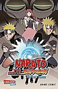 Image of Naruto the Movie: Shippuden - Lost Tower