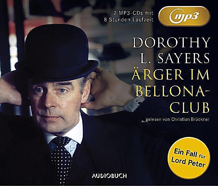 Image of Ärger im Bellona Club, 2 MP3-CDs
