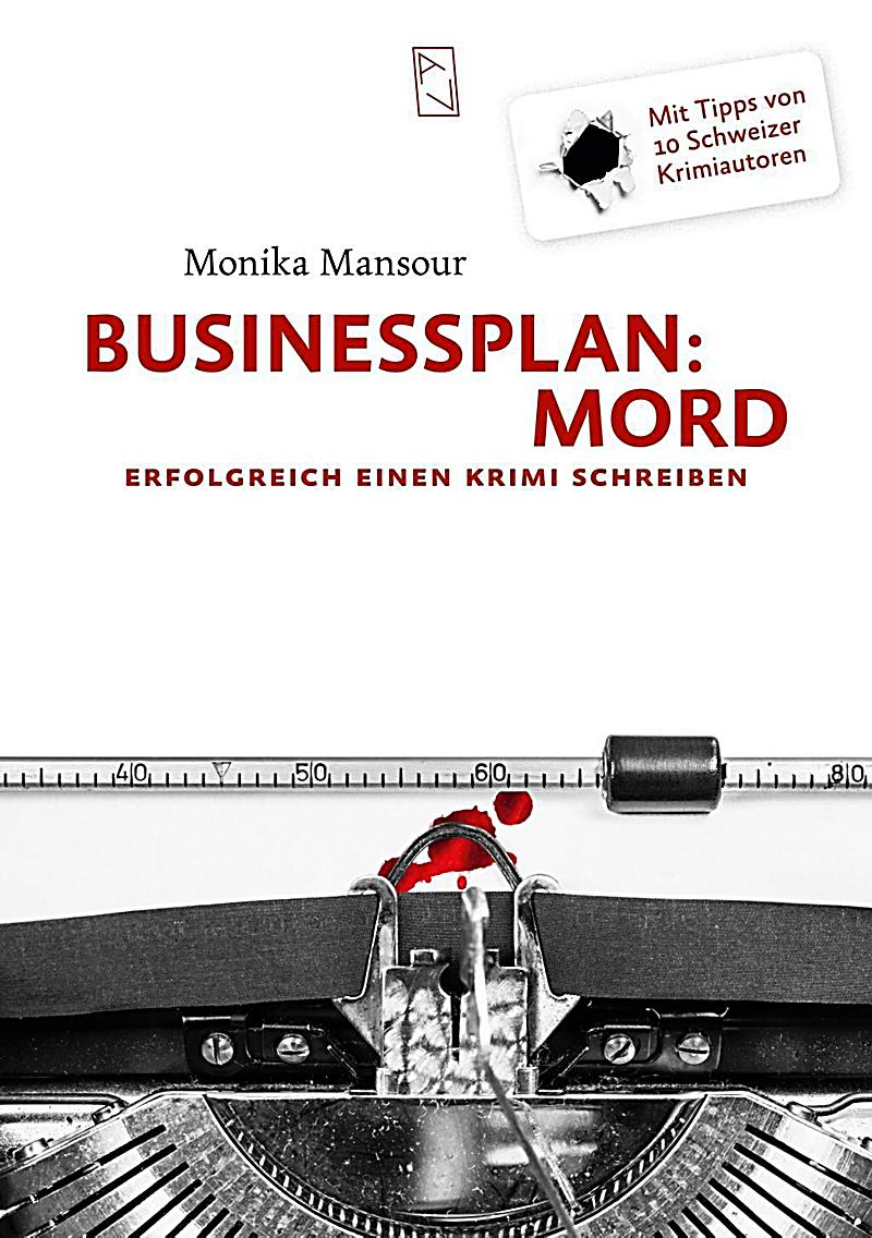 Image of Businessplan: Mord
