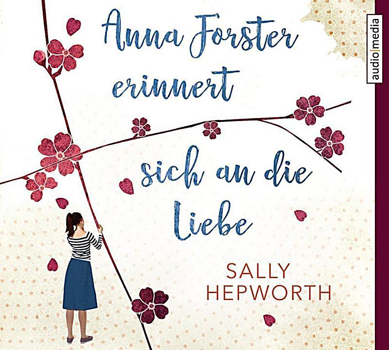 Image of Anna Forster erinnert sich an die Liebe, 6 Audio-CDs