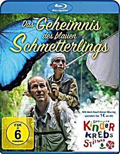 Image of Das Geheimnis des blauen Schmetterlings