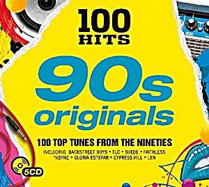 Image of 100 Hits - 90s Originals