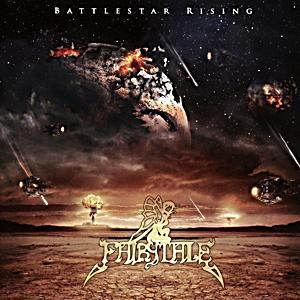 Image of Battlestar Rising