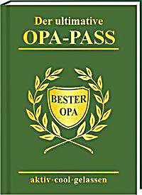 Image of Der ultimative Opa-Pass