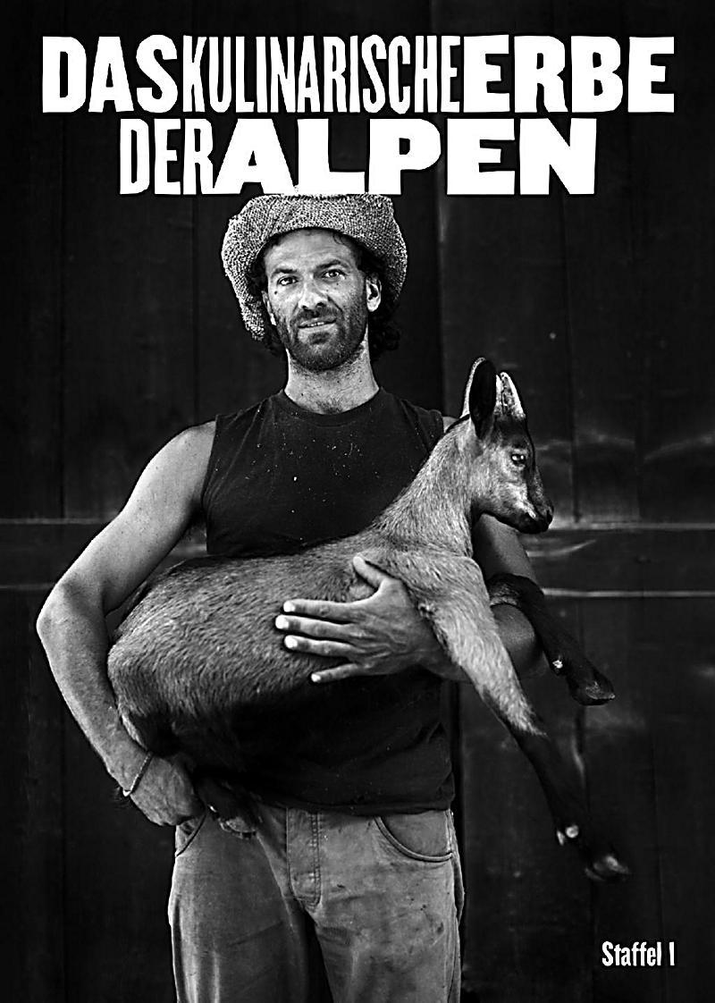 Image of Das kulinarische Erbe der Alpen, 2 DVDs