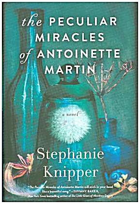 Image of The Peculiar Miracles of Antoinette Martin