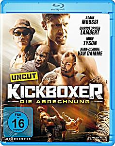 Image of Kickboxer: Die Abrechnung Uncut Edition