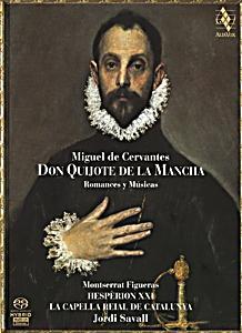 Image of Don Quijote de la Mancha (SACD)