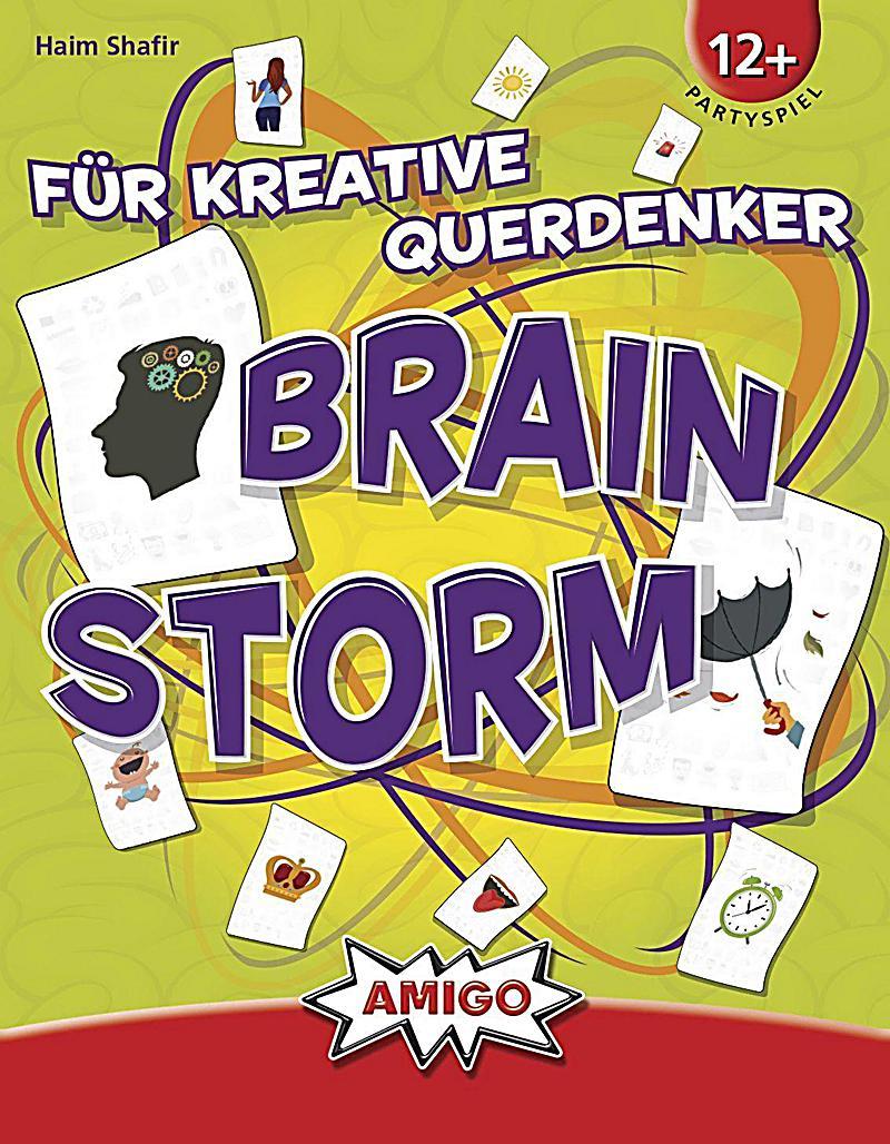 Image of Brain Storm (Kartenspiel)