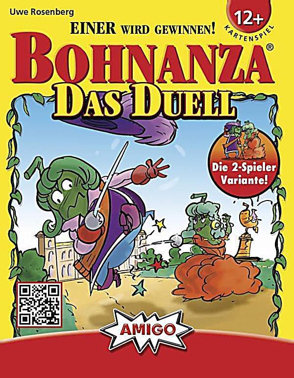 Image of Bohnanza, Das Duell (Spiel)