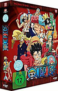 Image of One Piece - Die TV Serie - Box Vol. 18