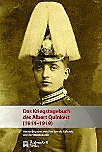Image of Das Kriegstagebuch des Albert Quinkert (1914-1919)