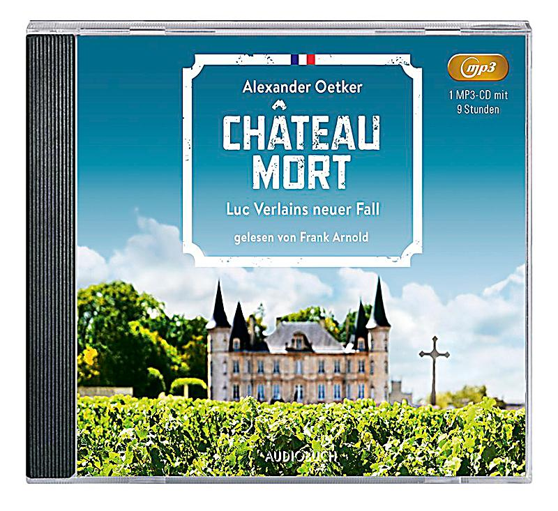 Image of Château Mort, 1 MP3-CD