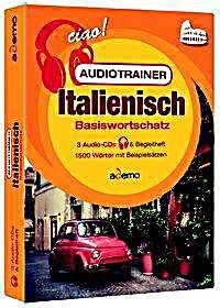 Image of Audiotrainer Basiswortschatz Deutsch-Italienisch Niveau A1