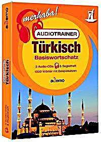 Image of Audiotrainer Basiswortschatz Deutsch-Türkisch Niveau A1