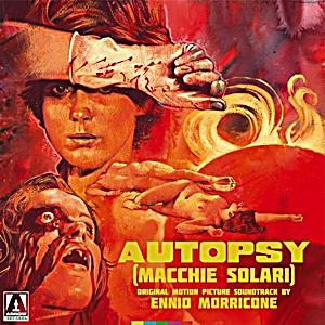 Image of Autopsy (Macchie Solari) O.S.T. (Vinyl)