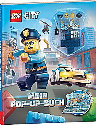 Image of LEGO City - Mein Pop-up-Buch