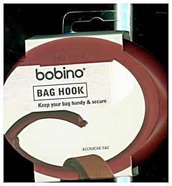 Image of Bag Hook - cream, Halterung für Taschen