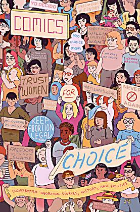 Image of Comics for Choice