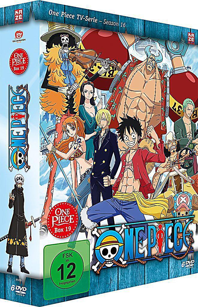 Image of One Piece - Die TV Serie - Box Vol. 19