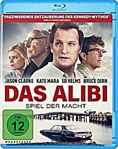 Image of Das Alibi - Spiel der Macht