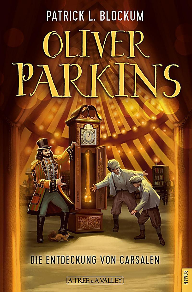 Image of Oliver Parkins