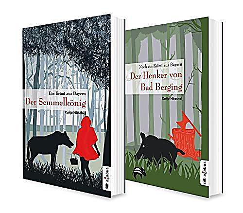 Image of Bayern-Krimi-Bundle: Kommissar Maus ermittelt 2 Bände