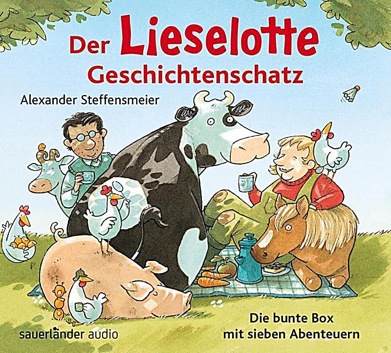 Image of Der Lieselotte Geschichtenschatz, 2 Audio-CDs
