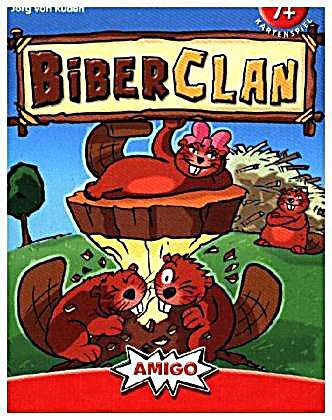 Image of BiberClan (Spiel)