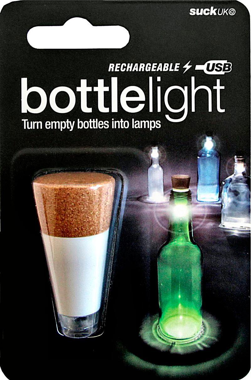 Image of Bottle light white