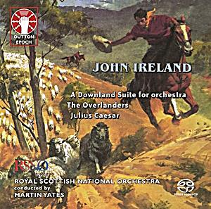 Image of A Downland Suite/Julius Caesar
