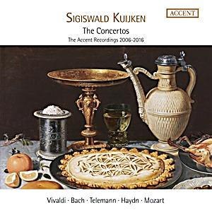 Image of The Concertos - The ACCENT-Aufnahmen 2006-2016