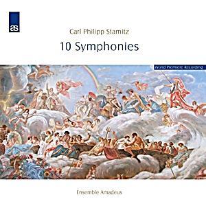 Image of 10 Sinfonien