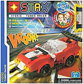 Image of Light Stax, Bausteine, Tuned Racer