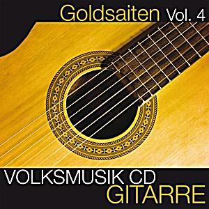 Image of Goldsaiten Vol.4-Gitarrre Volksmusik