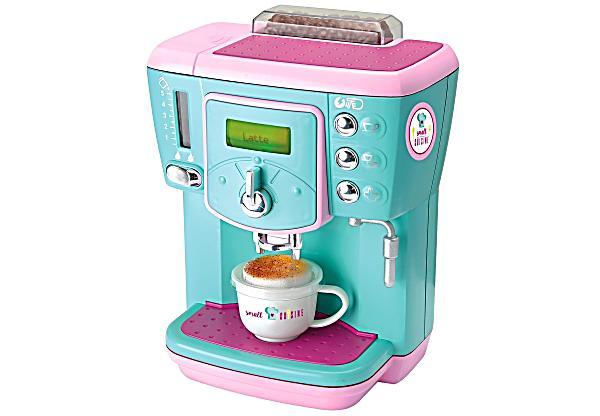 Image of Kaffeeautomat aus Kunststoff, small cuisine, Kinderspielzeug