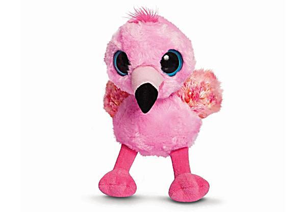 Image of YooHoo & Friends Pinkee Flamingo, ca. 20 cm