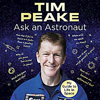 Image of Ask an Astronaut, 6 Audio-CD