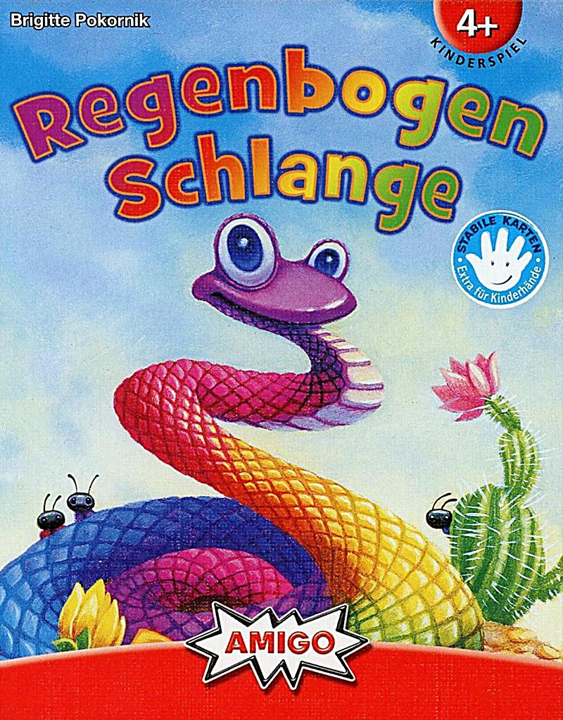 Image of AMIGO Regenbogenschlange 2-5 Spielerm ab 4 Jahre